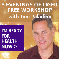 3 Evenings of Light Free Workshop with Tom Paladino