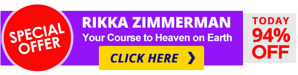 Special Offer - Rikka Zimmerman 94% OFF! CLICK HERE