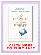 Purchase Sonia Choquette's Book