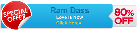 Ram Dass's Special Offer